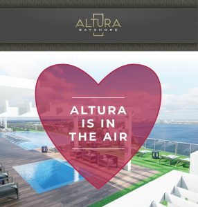 Altura is in the air