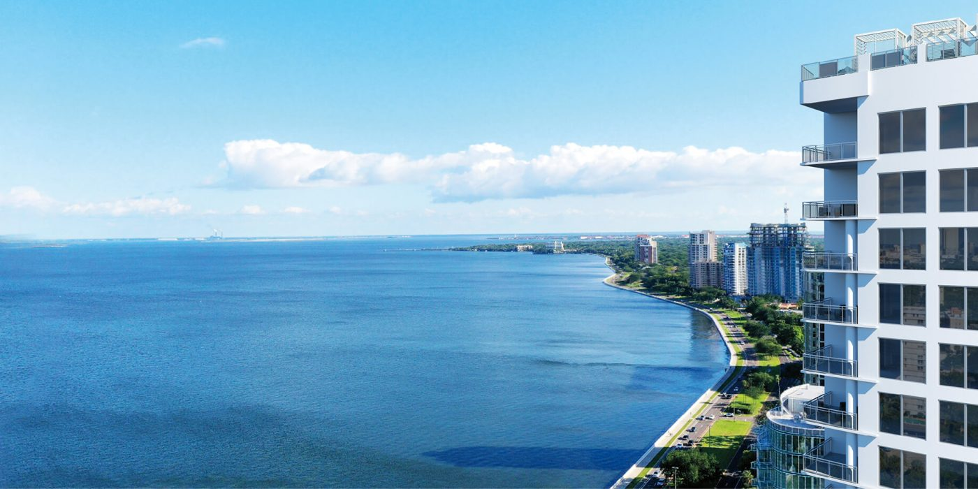 tampa waterfront condos luxury