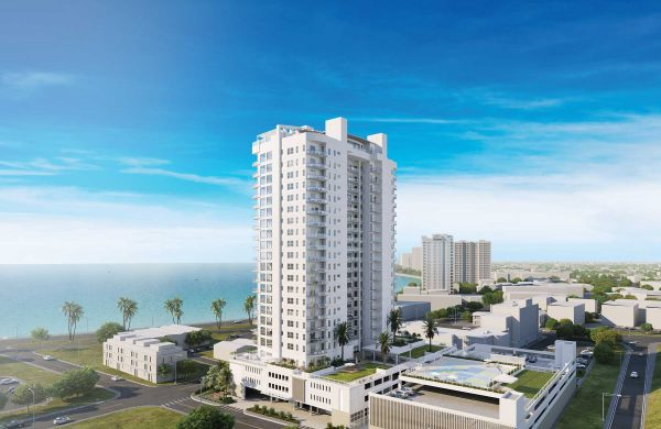 Ronto Group's 73-unit Altura Bayshore is slated for delivery in 2023.